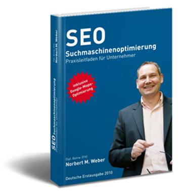 SEO-Buch - Buch Suchmaschinenoptimierung